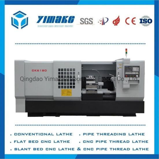 Ck6180 Intergrated Bed CNC Lathe Machine