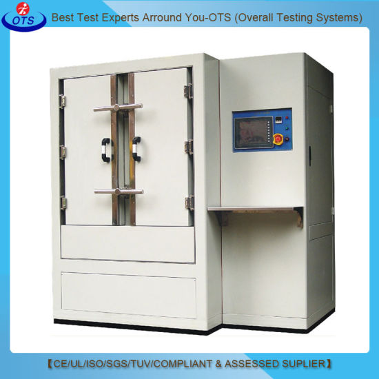 Laboratory Integrated High Altitude Low Air Pressure Simulation Test Chambers