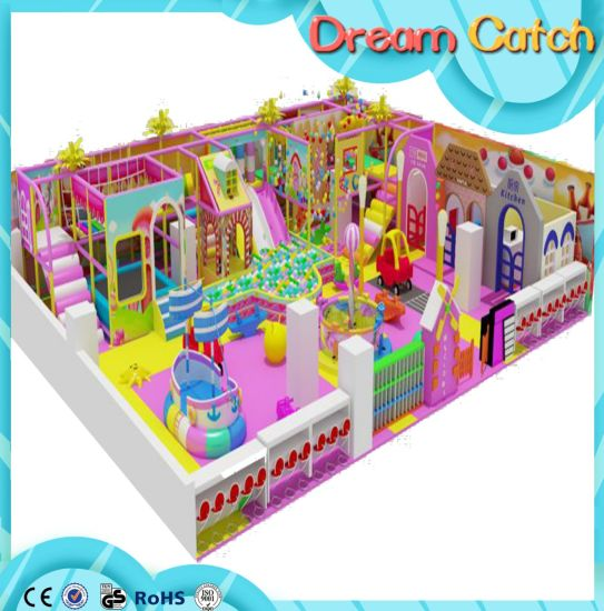 Amusement Park Indoor Bouncy Castle Playground Equipment From China Manufacturer pictures & photos