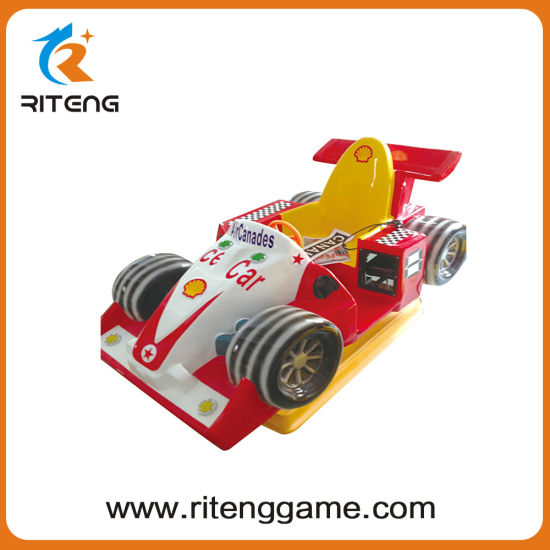 Classic Sports Ferrari Car Amusement Park Equipment for Kids