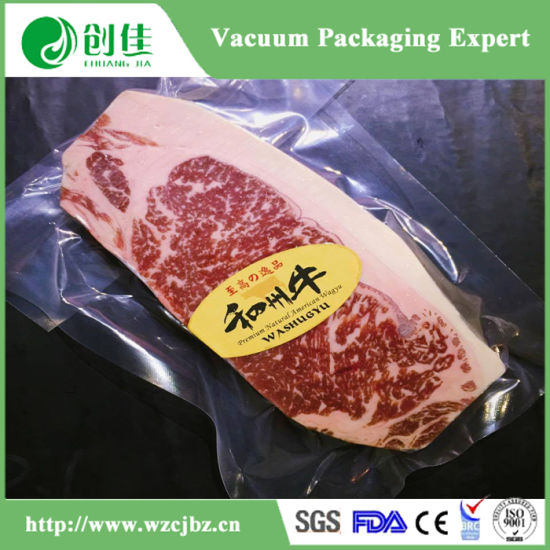 High Clarity 9 Layer Plastic Vacuum Nylon CPP Stretch Retort Pouch Film pictures & photos