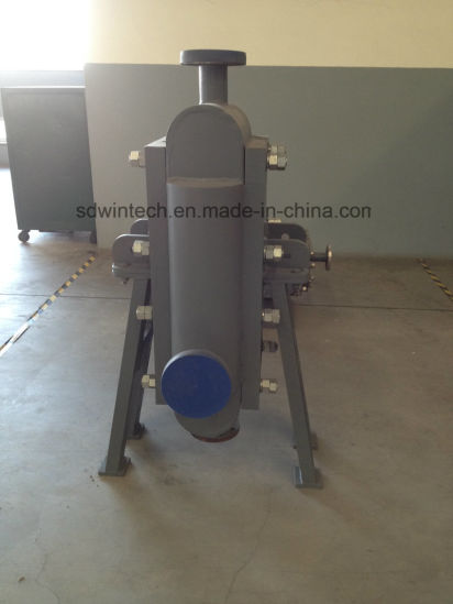 WBZ 700 Semi-Circular Shell All Welded Plate Heat Exchanger/High Pressure/High Temperature pictures & photos