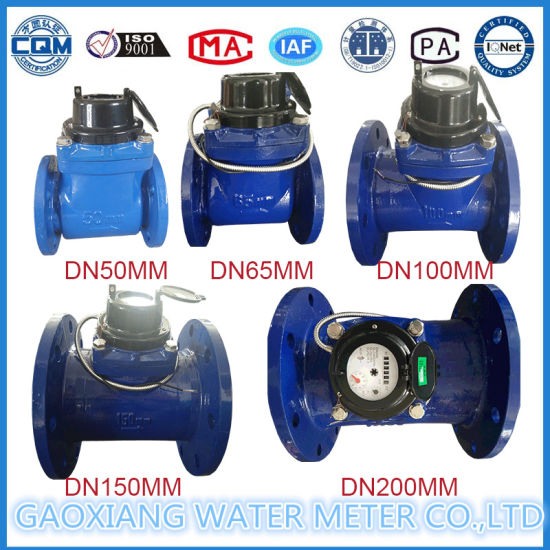 Dn40mm Mechanism for Flange Multi Jet Water Meter pictures & photos