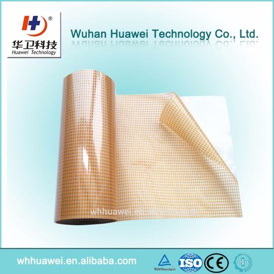 Skin Color Elastic Fabric Raw Material for Band Aid pictures & photos