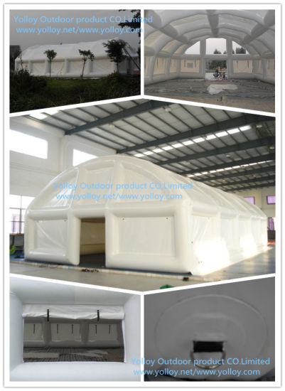 Air Sealed Inflatable Sport Hall Tent pictures & photos