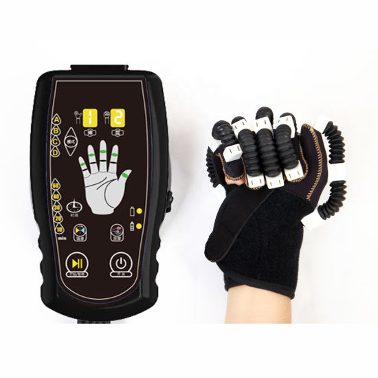 Exercise Set Hand Grip Robotic Rehabilitation Systems for Stroke Finger Recovery