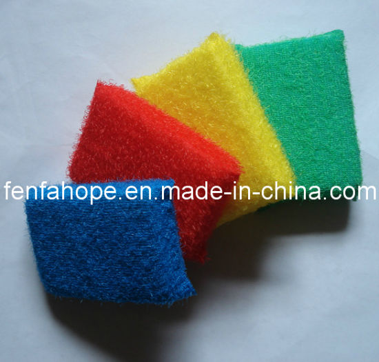 High Quality of Kitchen Scourers (11SFF722) pictures & photos