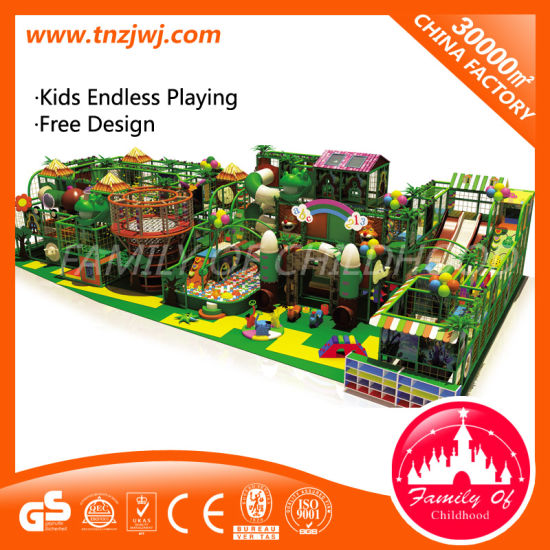 Amusement Park Games Jungle Theme Kids Playghouse Indoor Playground Price pictures & photos