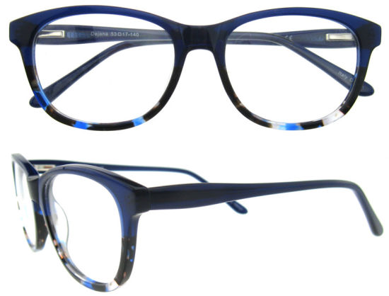 Fashion Italy Design Acetate Eyewear Frames Wholesale Frame pictures & photos