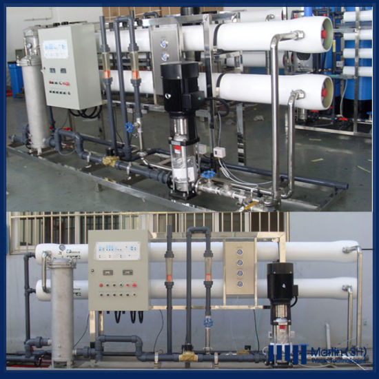 China Large Scale Water Purification System - China Large Scale