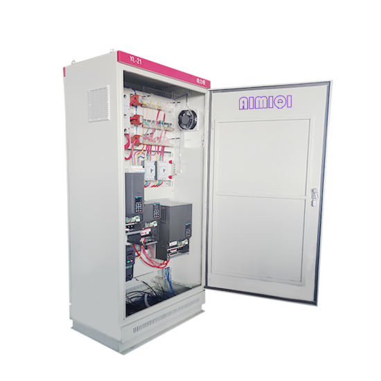 Power Electric Distribution Cabinet for Industrial Hardware
