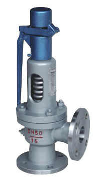 Pressure Vessel Spring Type Safety Relief Valves Pressure Control Valve pictures & photos
