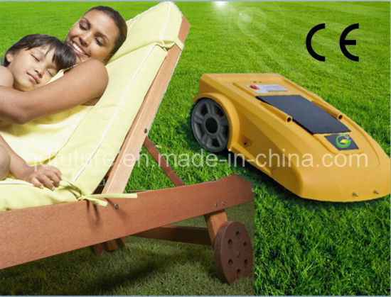 Electric Robot Lawn Mower Qfg-L2900 pictures & photos