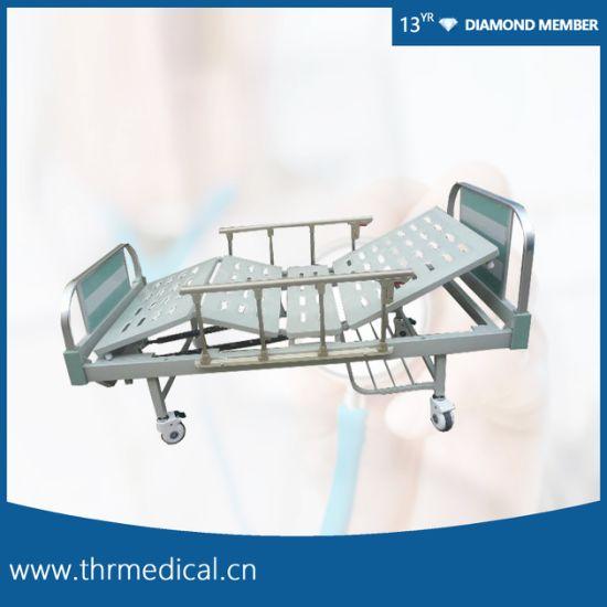 2 Crank Manual Hospital Bed (THR-CMHD-01)