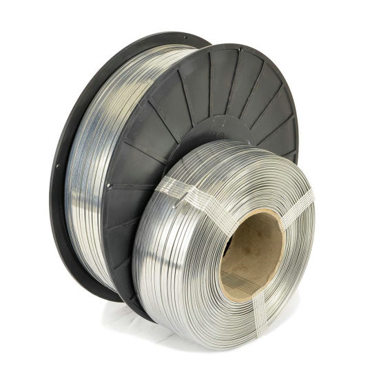 103020g25 Galvanized Flat Stitching Wire pictures & photos