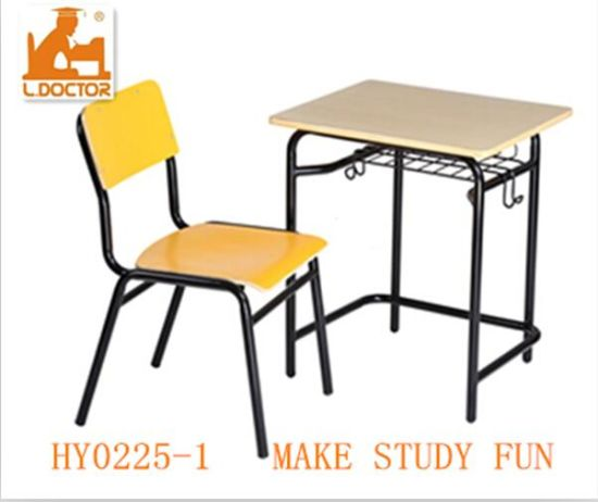 Elementary School Furniture&Classroom Desk with Chair