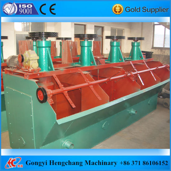 Gold/ Copper Mineral Processing Equipment for Sale pictures & photos