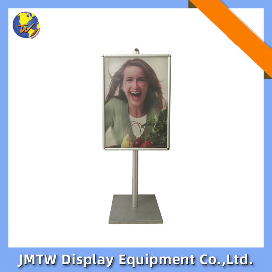 Aluminum Snap Display Stand for Outdoor with 1.5m Height