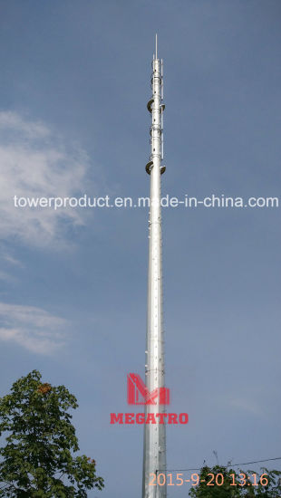 Megatro 20m Light Standard Telecom Pole