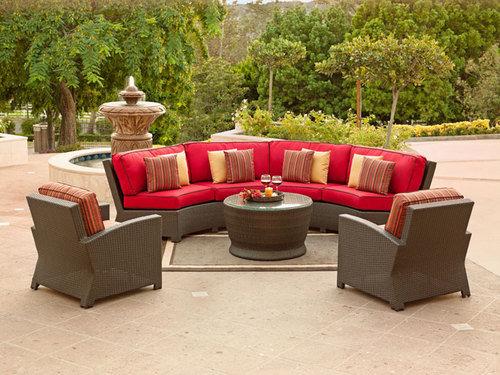 Outdoor Rattan Wicker Garden Furniture
