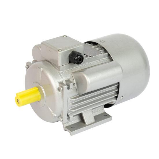 Yy Single Phase Capacitor Start Electrical Motor (Frame 80-90) Yy7124-4p-1/3HP-0.25kw (0.12kw-1.5kw)