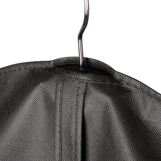 8144d9d3811e Custom Wholesale Non Woven Foldable Portable Garment Suit Bags (ST60WB-3)