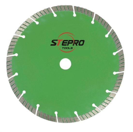 "Diamond Cutting Blade, Segment Turbo Blade, Cutting Saw Discs 4"""