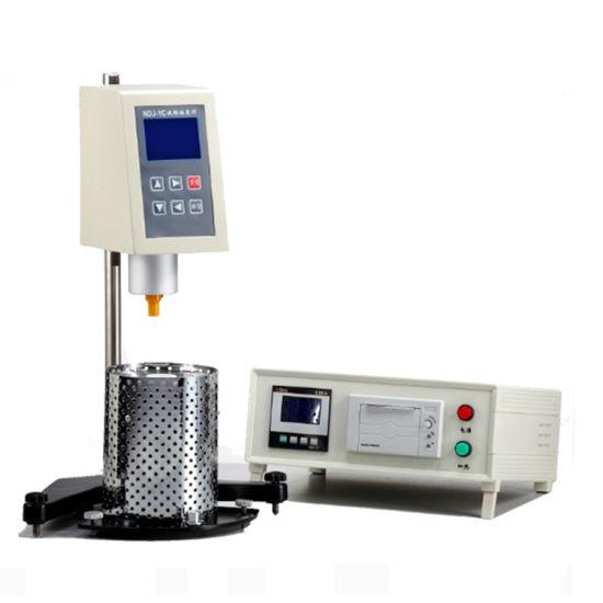 Ndj-1c Asphalt Rotational Viscosity Tester