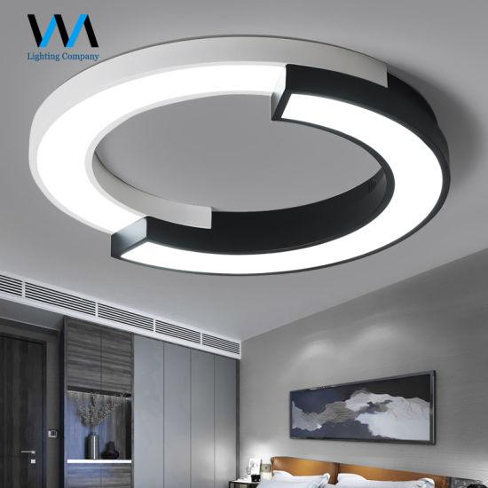 Lamparas De Techo Modern Decorative LED Room Ceiling Light Acrylic Lamp