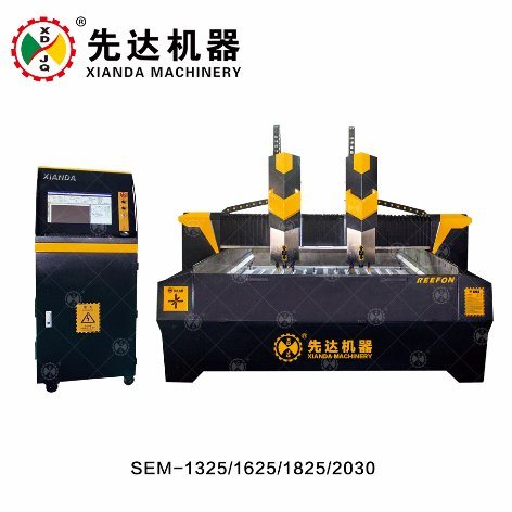 Xianda Sem-1625 Stone Carving Machine