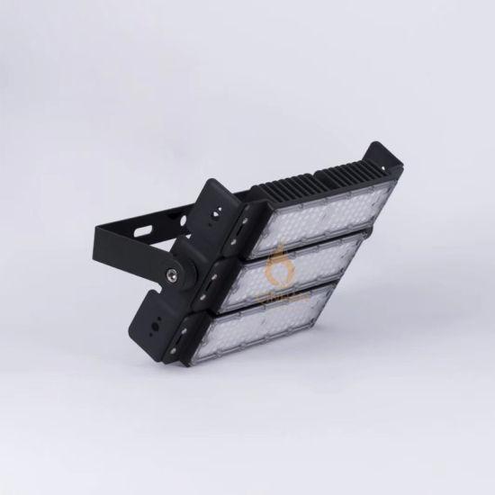 Waterproof IP65 High Brightness 150lm/W 150W Dimmable Modular LED Tunnel Light