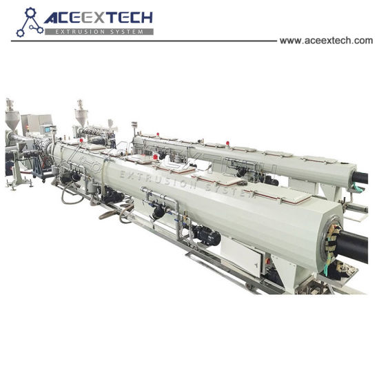 HDPE Pipe Plastic Extrusion Production Machine