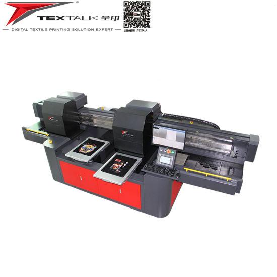 Four Color DTG T Shirt Printer