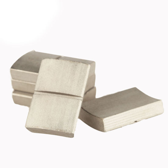 Sintered SmCo Magnets on Rectangular Sintered