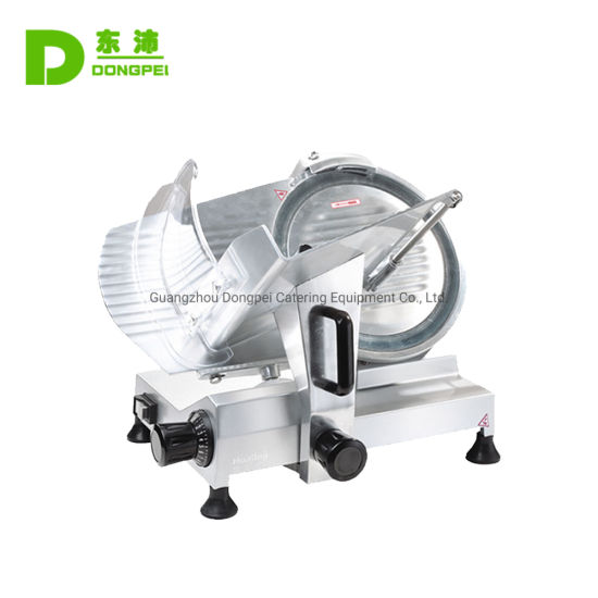 12 Inch Semi Automatic Meat Slicer with Stainless Steel Blade pictures & photos
