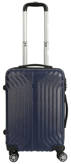 New Design ABS Trolley Case, Iron Trolley Luggage Xha144