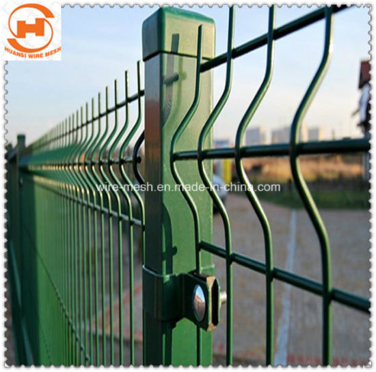 China 3-V-Shape Security Fence/ Welded Wire Mesh Fence - China Fence ...