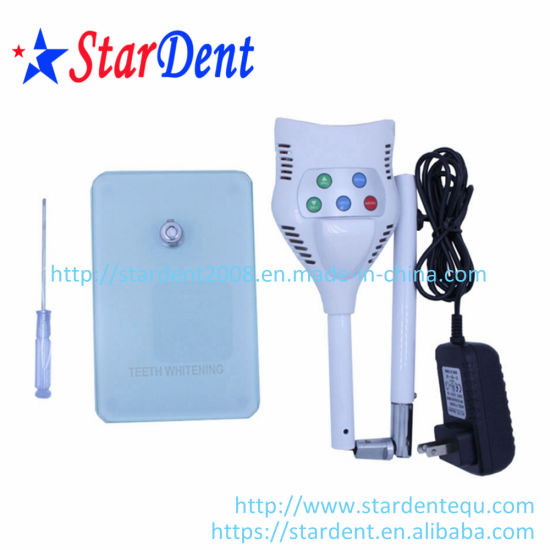 Home/Office (Table Type) Dental Teeth Whitening Light Machine pictures & photos