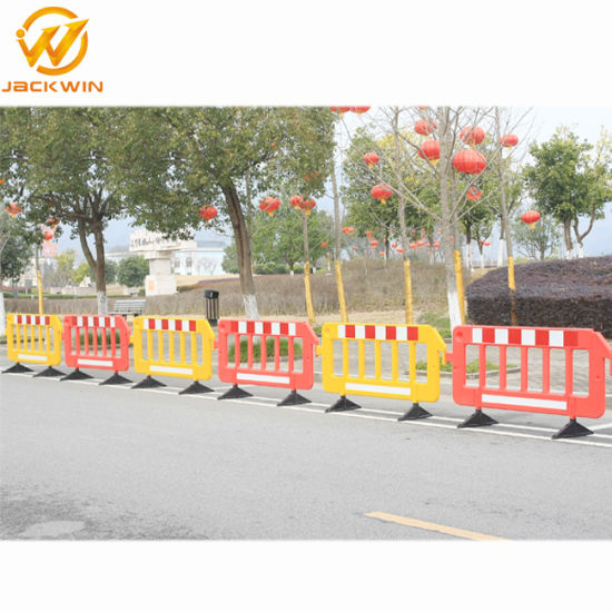 Temporary Safety Barrier Fence, Traffic Road Barricade pictures & photos