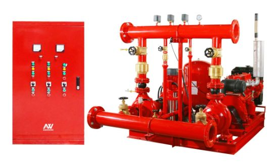 Pump Room For Fire Fighting Water Based System – Wonderful