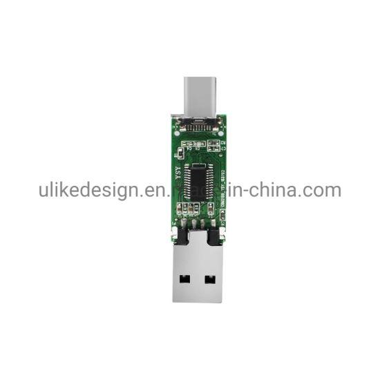 USB2.0 Memory Stick Pen Drive Chips Flash Drive Chip Type-C PCBA2.0 USB Stick