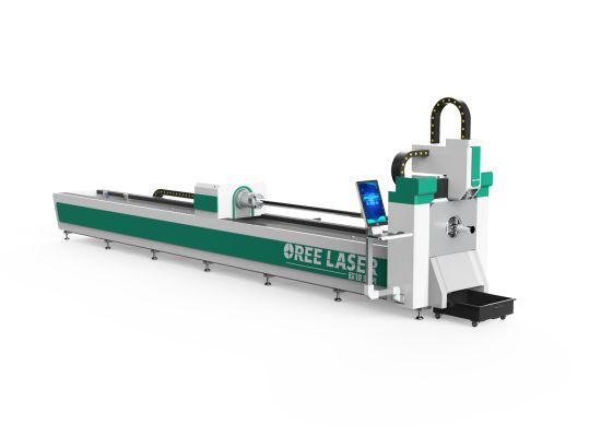 6m Automatic Tube and Pipe Metal Cutting Machine Fiber Laser with Low Price