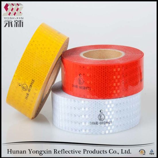 New Green High Intensity Reflective Tape Vinyl Self-Adhesive 100mm×1 Meter