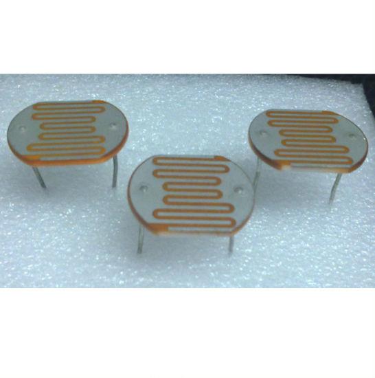 China 25mm Light Dependant Resistor / Ldr Photoresistor / CDS Cell ...