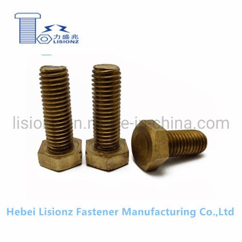 Anchor DIN933/DIN931 M3-M52 Hexagon Bolt for Furniture