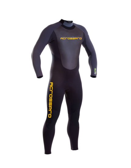 3/2mm Wetsuit Graphite/Black pictures & photos