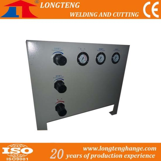 Pressure Gage for CNC Cutting Machine Control Panel pictures & photos