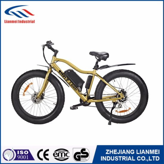 Updated The Model Ebike Electric Bicycle Lmtdf-27L