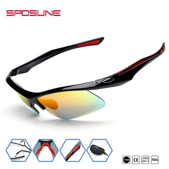 6a8dbf96990 China PC Best Dark Sports Sunglasses for Running - China Dark ...