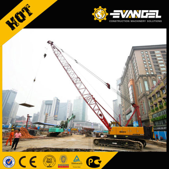 55 Ton Sany Brand New Crawler Crane for Sale Scc550e pictures & photos